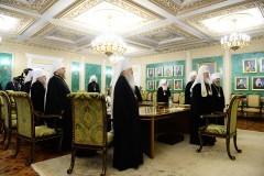 Протоиерей Сергий Правдолюбов: Предложение Синода перенести Всеправославный Собор – это исповедание веры