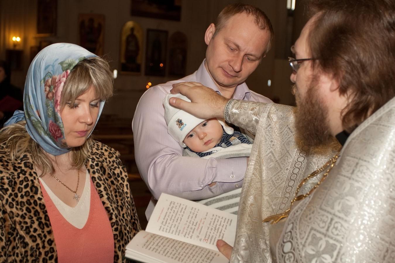 Сколько стоит покрестить ребенка в церкви 2018