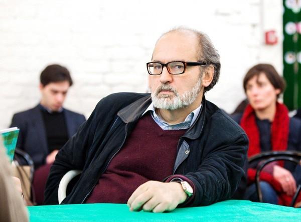 Алексей Лидов. Фото Анны Гальпериной.