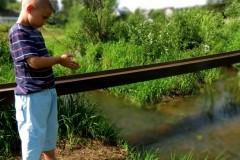 В Смоленске второклассник спас из воды 3-летнего ребенка