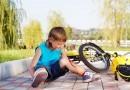 Минздрав разработал памятку «Детский травматизм в летний период»