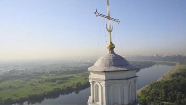 Телеканал «Спас» покажет фильм митрополита Иллариона «Вознесение»