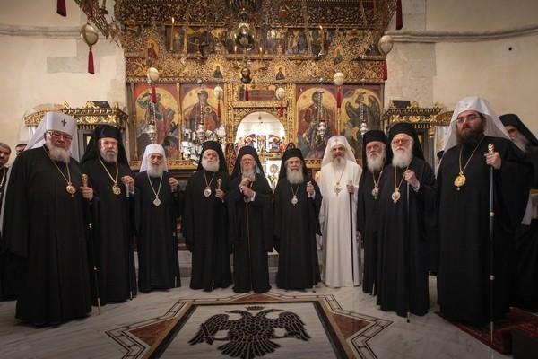 Собор на Крите не будет рассматривать обращение Верховной Рады Украины об автокефалии Украинской Церкви