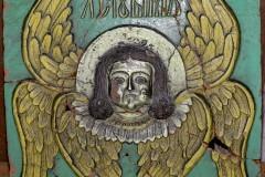 Изразец XVII века неожиданно вернулся в храм Святой Троицы в Хохлах