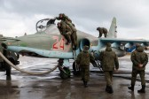 Российский контрактник погиб от полученных в Сирии ранений