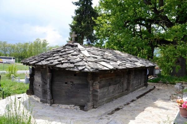 Храм св. пророка Иеремии, Гораждевац.