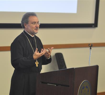 Советник Константинопольского Патриарха: Решения Собора будут обязательны и для не участвующих в нем Церквей