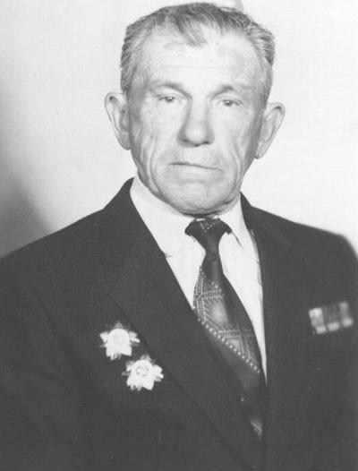 Константин Сергеевич Заслонов. Фото tatveteran.ru