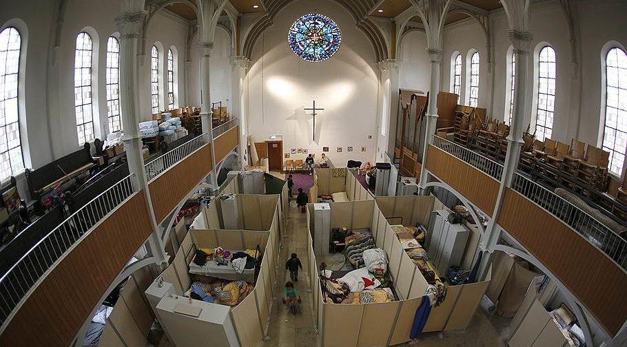 Христианизация беженцев или исламизация Европы?