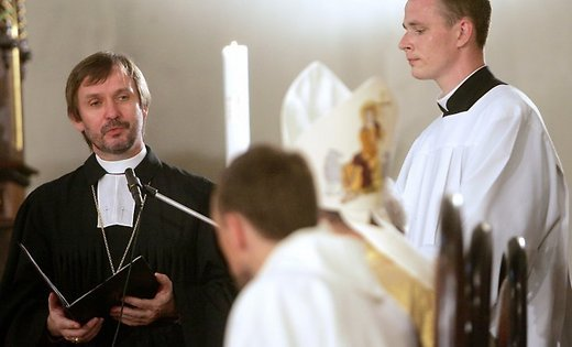 Латвийская евангелическо-лютеранская Церковь запретила рукоположение женщин в священники