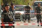 Террористы устроили серию взрывов у церкви в Ливане