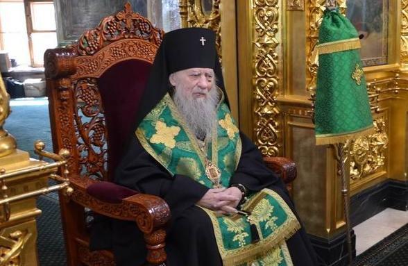 Отошел ко Господу архиепископ Мелхиседек (Лебедев)