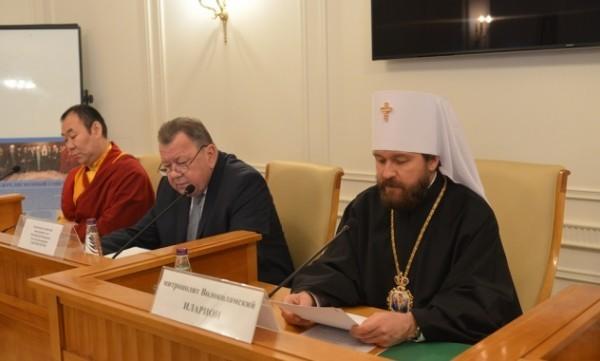 Межрелигиозный совет России принял заявление в защиту нерожденной жизни