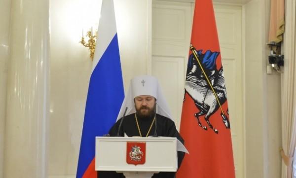 Святые ревнители Православия против гибельной Унии - Страница 4 Mitropolit-Ilarion-vyistuplenie-600x361