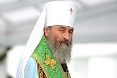 Митрополит Онуфрий: Нужно прекратить стрельбу на Донбассе в пасхальные дни