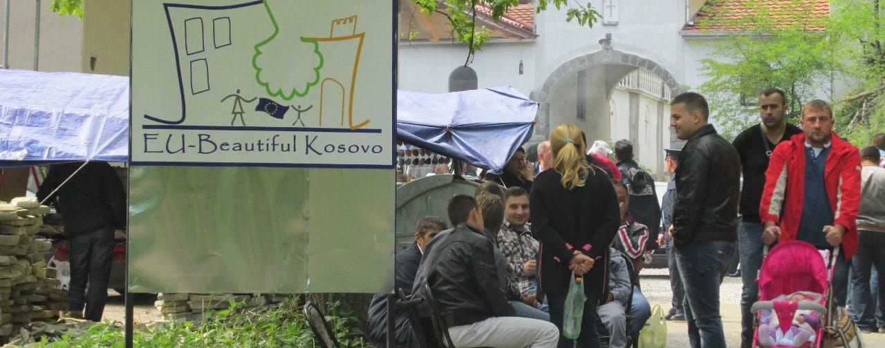 Жизнь в Могиле (Косово)