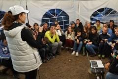 Христианский палаточный лагерь для бездомных организуют в Подмосковье