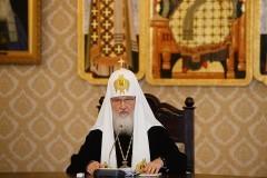 Патриарх Кирилл скорбит по жертвам теракта в Турции