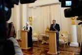 Патриарх Кирилл: На Украине захвачен 31 храм, еще двенадцать под угрозой