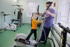 В Подмосковье откроется восемь центров для реабилитации детей-инвалидов