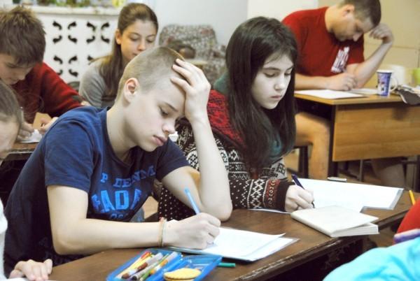 Фото со страницы школы «Перспектива» на Хавской улице: https://vk.com/perspektiva_havskaya