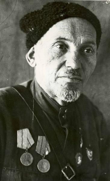Сидор Артемьевич Ковпак. Фото историк.рф