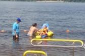 В Самаре открылся пляж для инвалидов
