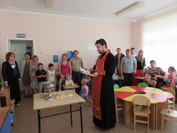 В Саратове начал работу церковный проект для детей-инвалидов