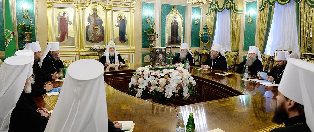 Официальное заявление Русской Церкви о ситуации вокруг Всеправославного Собора
