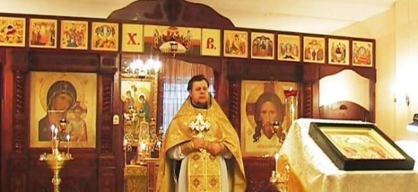 В Эстонии убит православный священник
