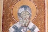 Церковь чтит память Святителя Мефодия, Патриарха Константинопольского