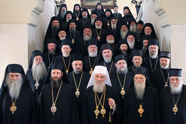 Архиереи Сербской Церкви: Всеправославный Собор – призыв к покаянию
