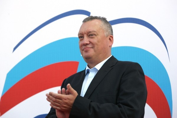 Вадим Тюльпанов Фото: Евгений Асмолов/foto.rg.ru