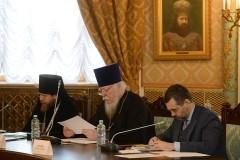Патриарх Кирилл возглавил заседание Высшего Церковного Совета
