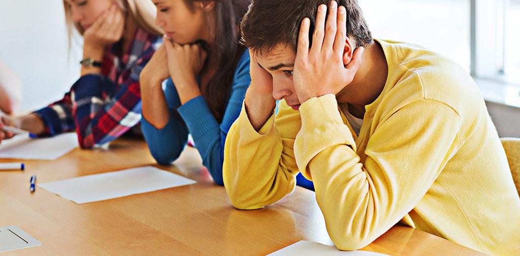 ЕГЭ: усталость, отупение и страх?