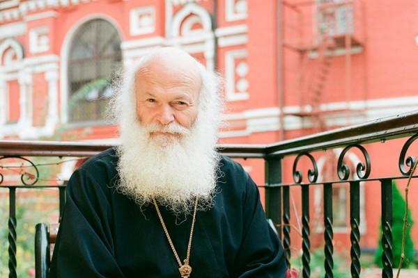 Протоиерей Константин Островский. Фото bg.ru
