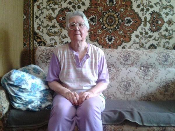 Тамара Александровна Гараева.