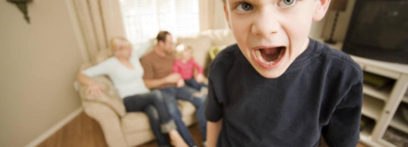 Почему ребенок хуже всего ведет себя с мамой