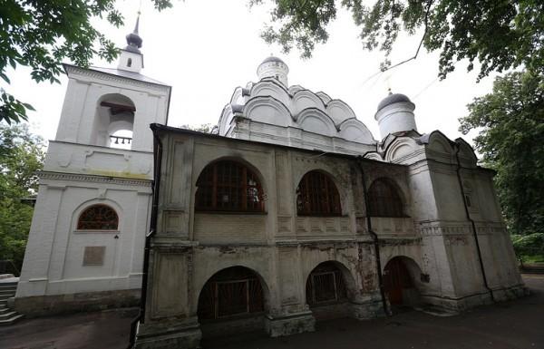 Русская Церковь и власти Москвы восстановят 400-летний единоверческий храм
