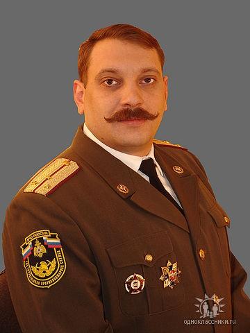 Сергей Кирсанов. Фото: ok.ru