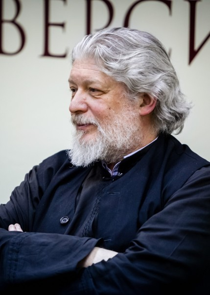 Протоиерей Алексий Уминский. Фото Ефим Эрихман.
