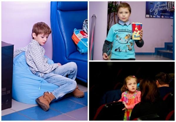 В России открывается первый кинозал для людей с аутизмом