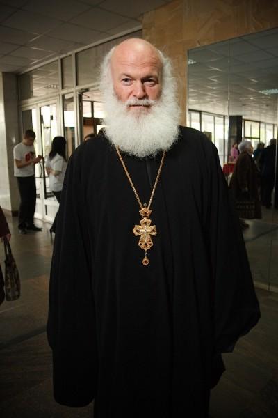 Протоиерей Константин Островский. Фото kragor.org