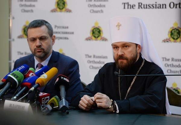 Митрополит Иларион: В намеченные сроки Всеправославный Собор может состояться только в нарушение его регламента