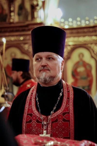 Протоиерей Александр Балыбердин. Фото: вятская-епархия.рф