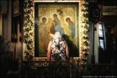 «Троица» Андрея Рублева перенесена в храм святителя Николая в Толмачах