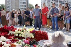 Россия скорбит вместе с Францией по жертвам теракта (фото)