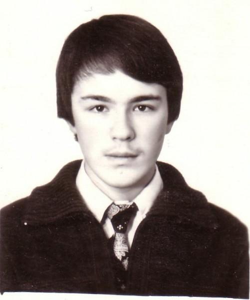 Митрополит Иларион в школьные годы