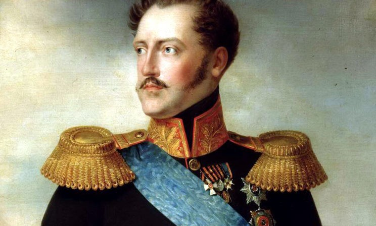 10 штрихов к портрету царя Николая Первого