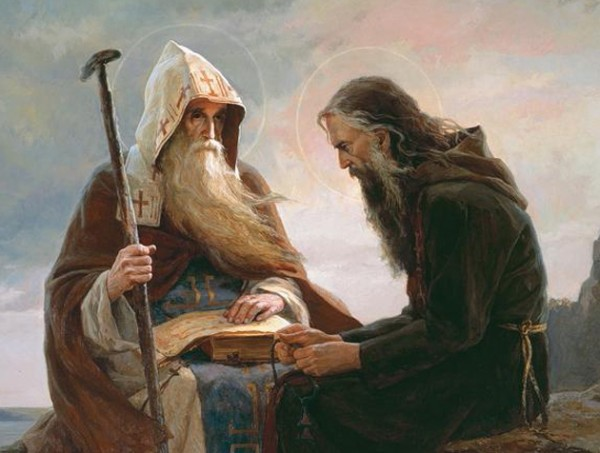 Путь Преподобного. Антоний Киево-Печерский (видео)